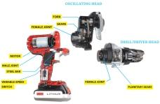 MATRIX 20V MAX Lithium Drill/Driver